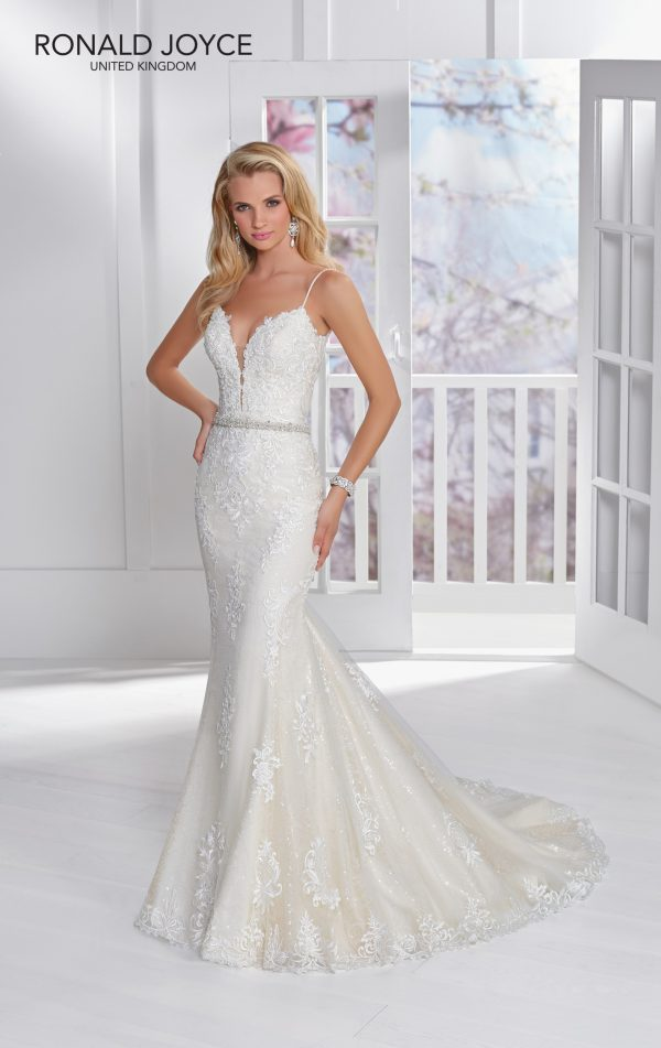 Ronald Joyce Natalie 69318 Wedding Dress