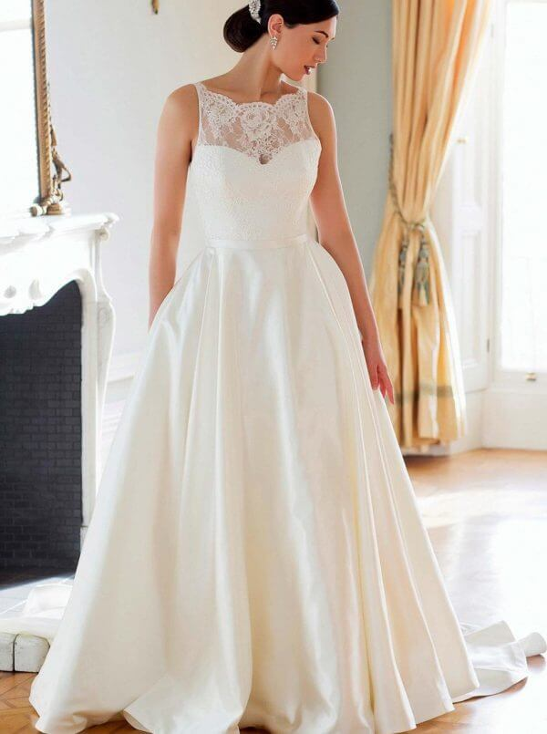 Augusta Jones Bonnie Wedding Dress