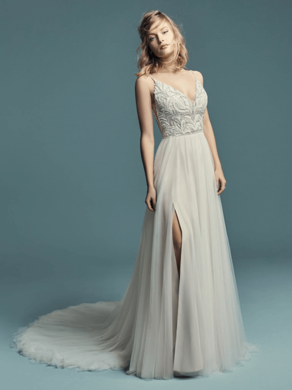 Charlene Wedding Dress by Maggie Sottero