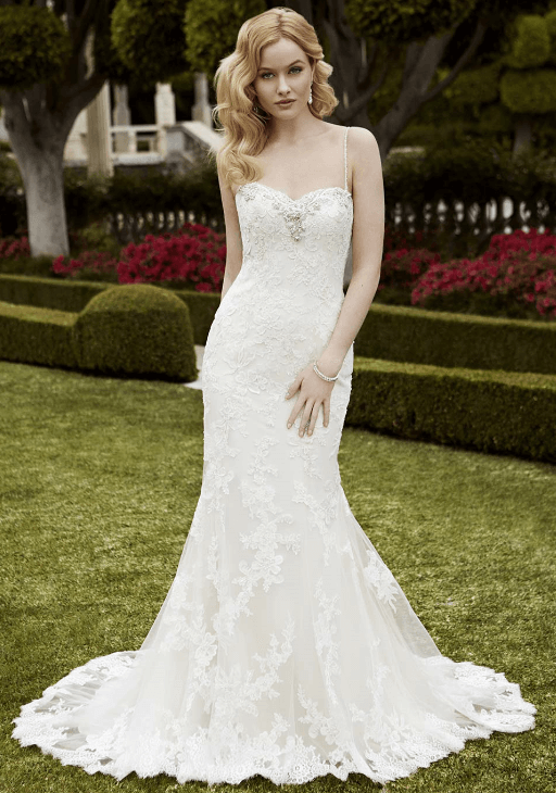 Enzoani Blue Islandia Wedding Dress