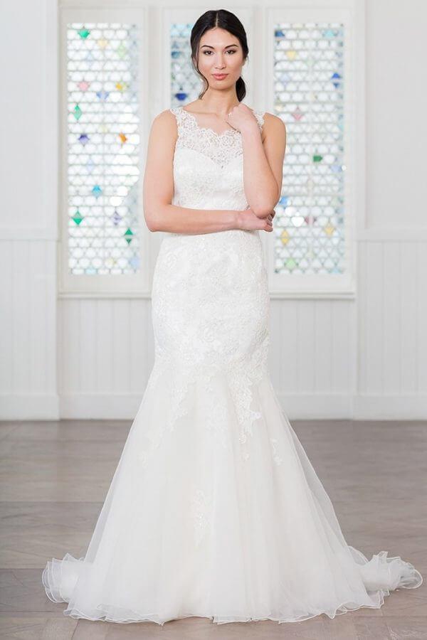Augusta Jones Mel Wedding Dress