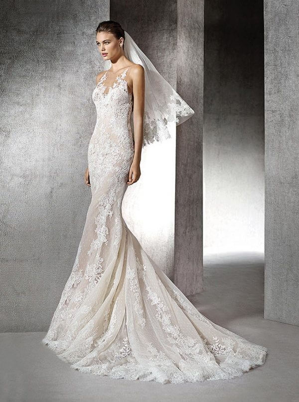 San Patrick Zada Wedding Dress
