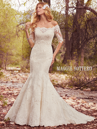 Maggie Sottero Betsy Wedding Dress
