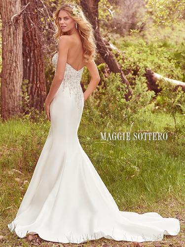 Maggie Sottero Layton Wedding Dress