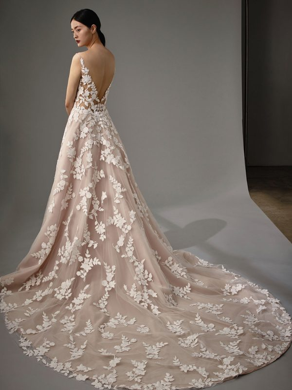 Enzoani Blue Marie Wedding Dress