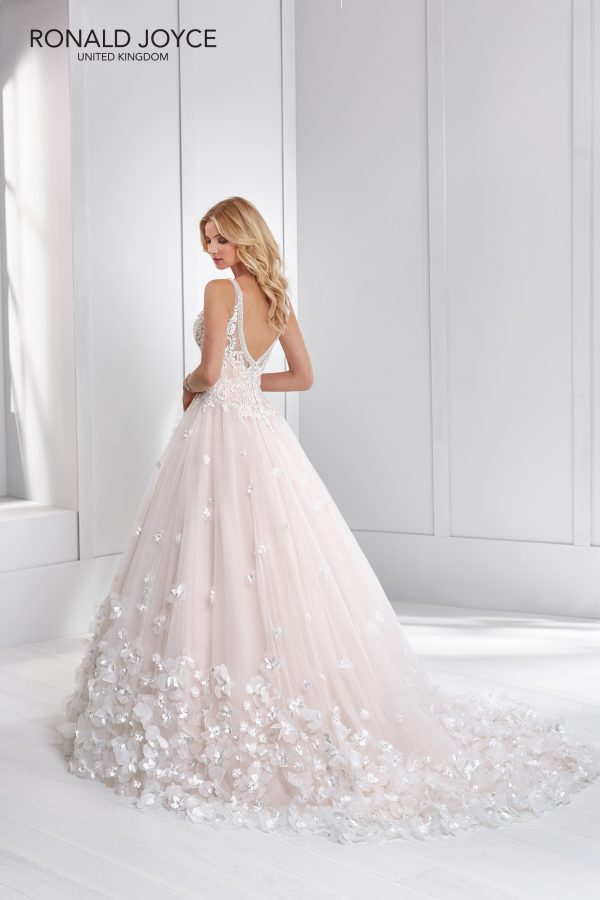 Ronald Joyce Nira 69372 Wedding Dress