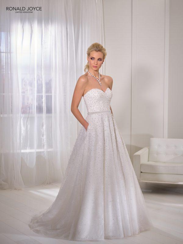Ronald Joyce Nicole 69362 Wedding Dress | Krystle Brides