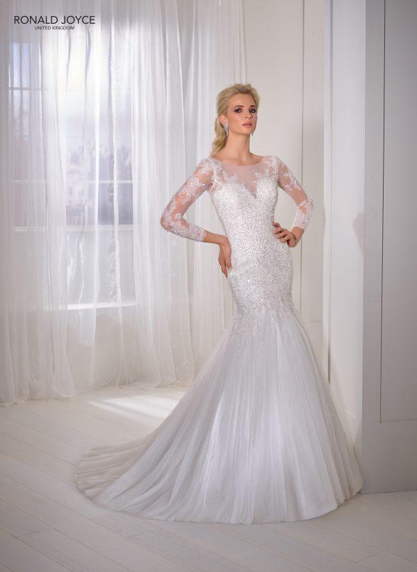Ronald Joyce Nira 69372 Wedding Dress | Krystle Brides