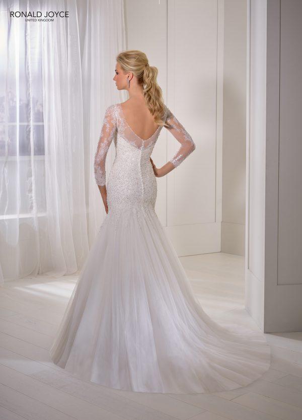 Ronald Joyce Nira 69372 Wedding Dress