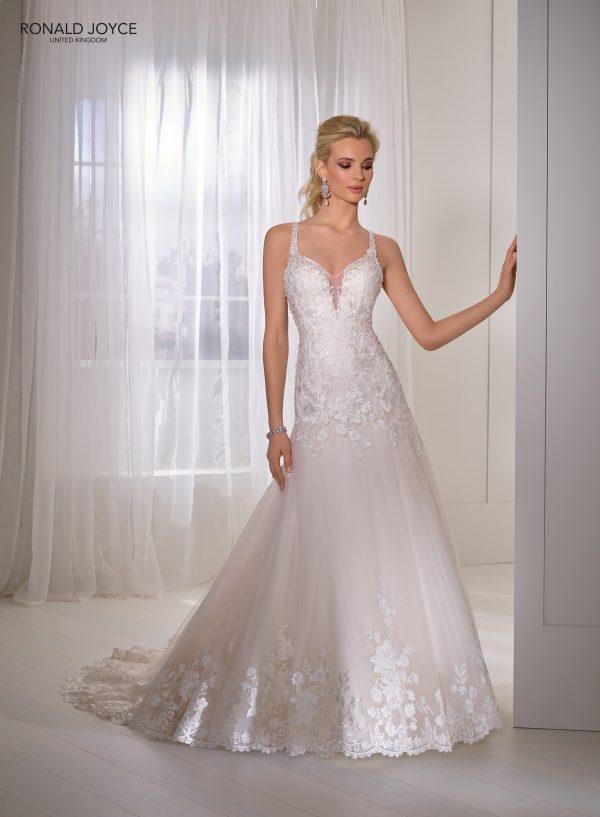 Ronald Joyce Niurka 69378 Wedding Dress | Krystle Brides