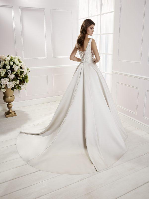 Ronald Joyce Cora 69466 Wedding Dress | Krystle Brides