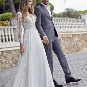 Ronald Joyce Dina 69512 Wedding Dress | Krystle Brides