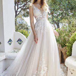 Ronald Joyce Daria 69521 Wedding Dress | Krystle Brides