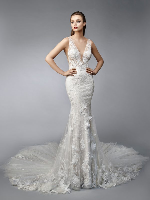 Enzoani Nurit Wedding Dress