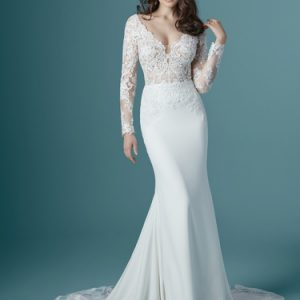 Maggie Sottero Althea Wedding Dress