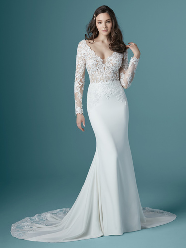 Maggie Sottero Althea Wedding Dress