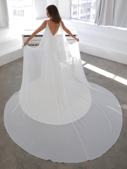 Enzoani Blue Nelia Wedding Dress | Krystle Brides