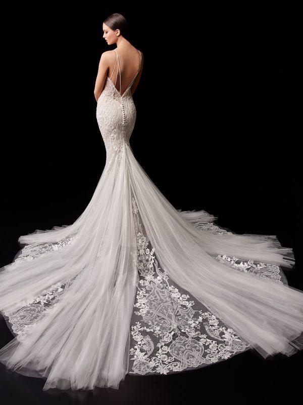 Enzoani Pearl Wedding Dress   Krystle Brides