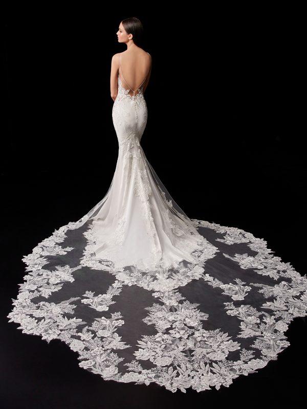 Enzoani Pallas Wedding Dress | Krystle Brides
