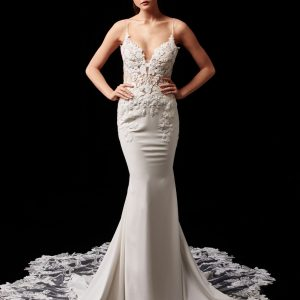 Enzoani Pearl Wedding Dress | Krystle Brides