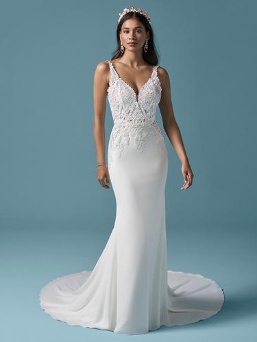 Maggie Sottero Adair Wedding Dress | Krystle Brides