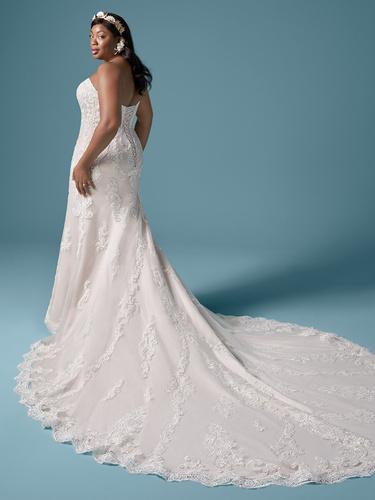 Maggie Sottero Clarette Anne Wedding Dress   Krystle Brides
