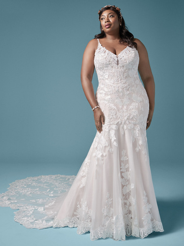 Maggie Sottero Giana Lynette Wedding Dress | Krystle Brides