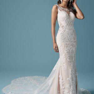 Maggie Sottero Lydia Anne Wedding Dress | Krystle Brides