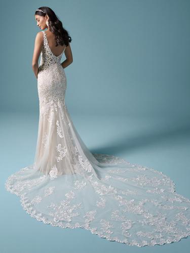 Maggie Sottero Lydia Anne Wedding Dress   Krystle Brides