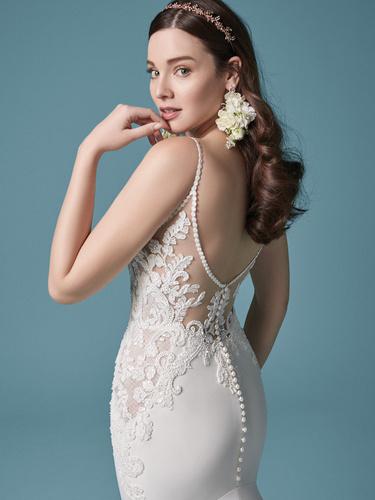 Maggie Sottero Nikki Wedding Dress | Krystle Brides