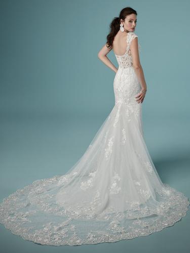 Maggie Sottero Celeste Wedding Dress | Krystle Brides
